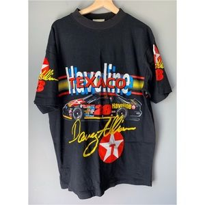 VTG 1992 Texaco Havoline Mens Nascar Shirt